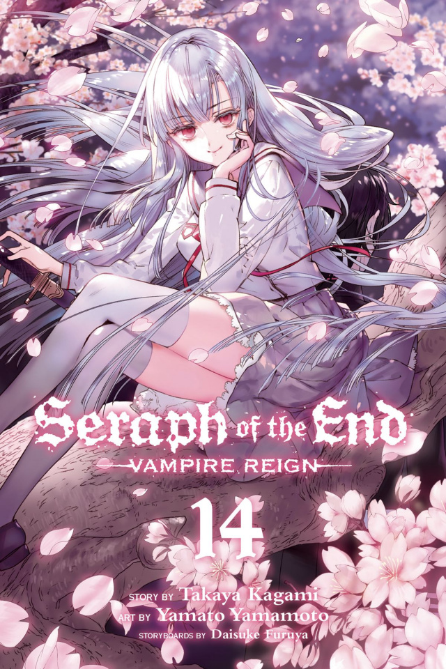 Seraph of the End: Vampire Reign Vol. 14