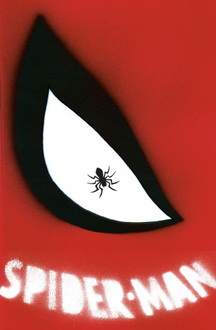 Spider-Man #1 (Chip Kidd Die Cut Cover)