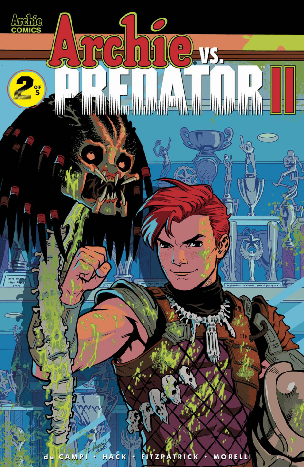 Archie vs. Predator II #2 (Isaacs Cover)