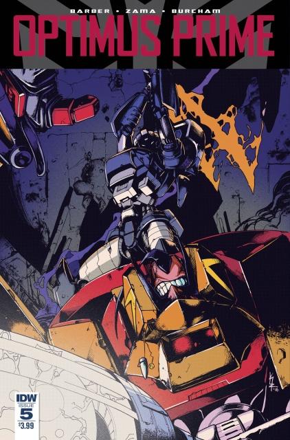 Optimus Prime #5