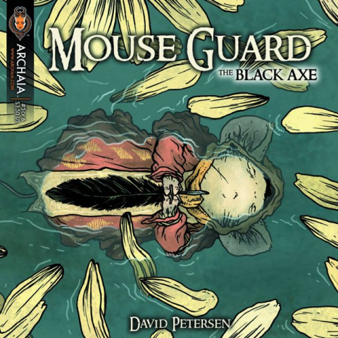 Mouse Guard: The Black Axe #5