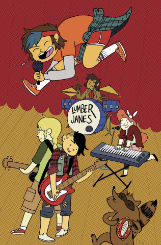 Lumberjanes #13 (Denver Comic Con Cover)