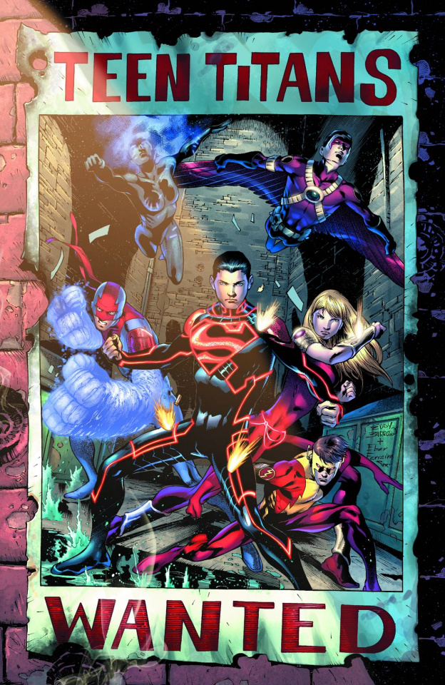 Teen Titans #21