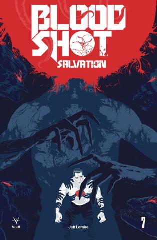 Bloodshot: Salvation #7 (Allen Cover)