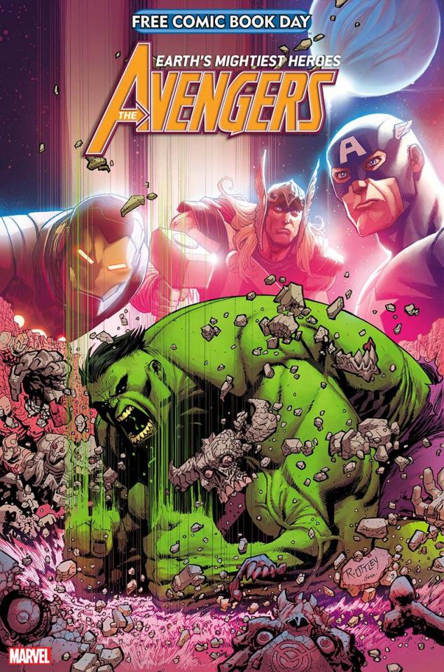 Avengers / The Hulk #1