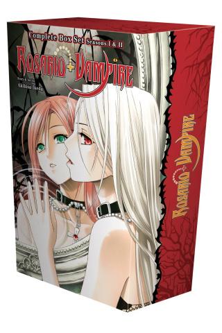 Rosario Vampire Complete Box Set