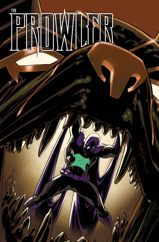 The Prowler #2 (Lopez Cover)