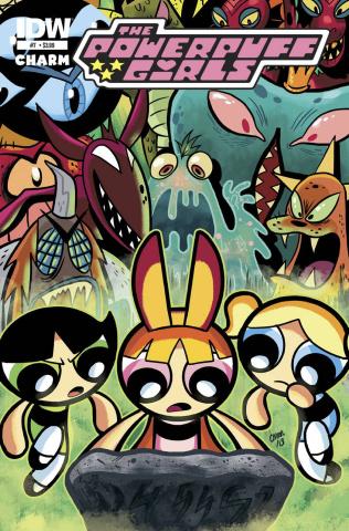The Powerpuff Girls #7