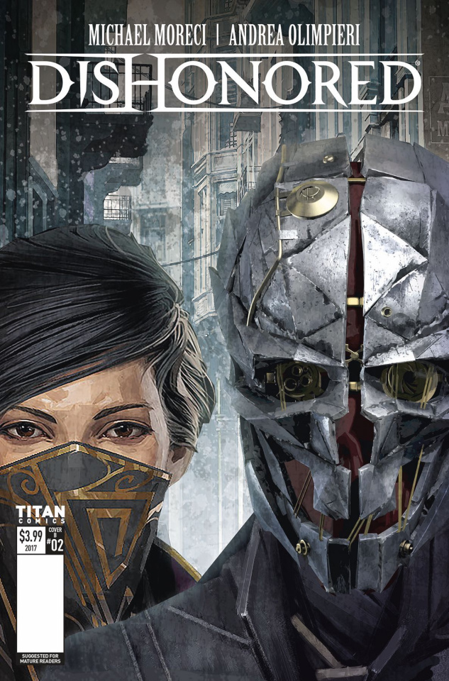 Dishonored: Peeress and the Price #2 (Game Cover)