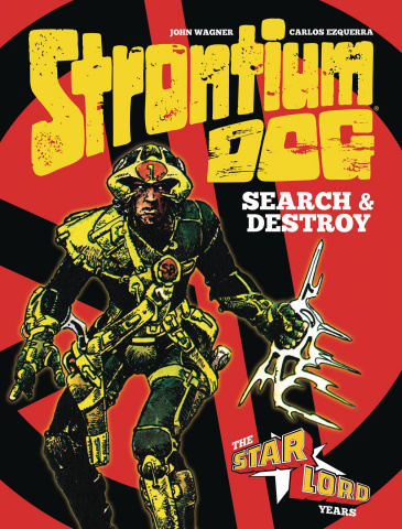 Strontium Dog: Search & Destroy