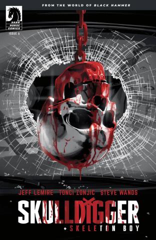 Skulldigger + Skeleton Boy #6 (Zonjic Cover)