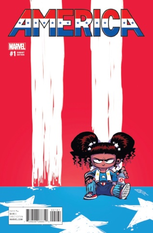 America #1 (Young Cover)