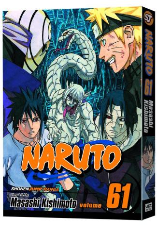 Naruto Vol. 61