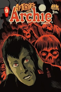 Afterlife With Archie #9 (2nd Printing Francavilla Cover)