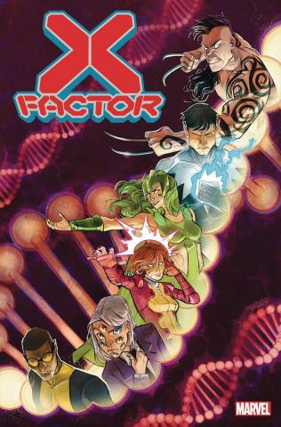 X-Factor #1