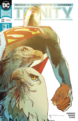 Trinity #22 (Variant Cover)
