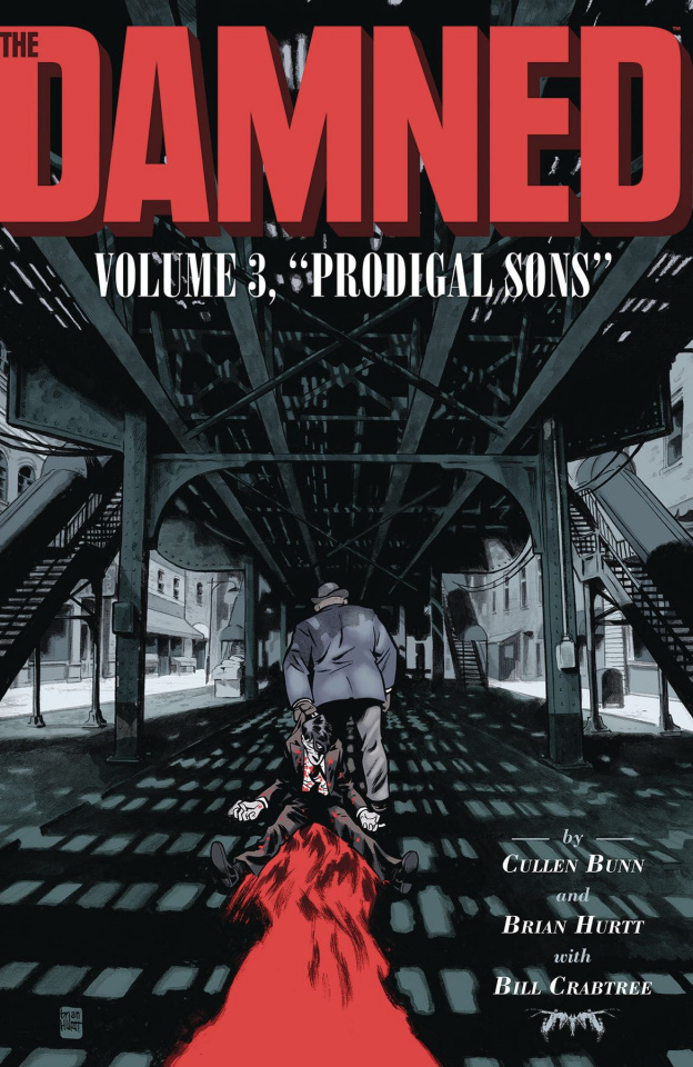 The Damned Vol. 3: Prodigal Sons