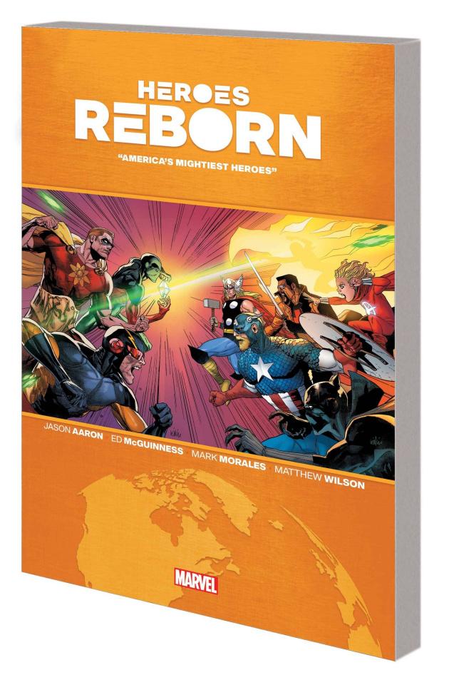 Heroes Reborn: Earth's Mightiest Heroes