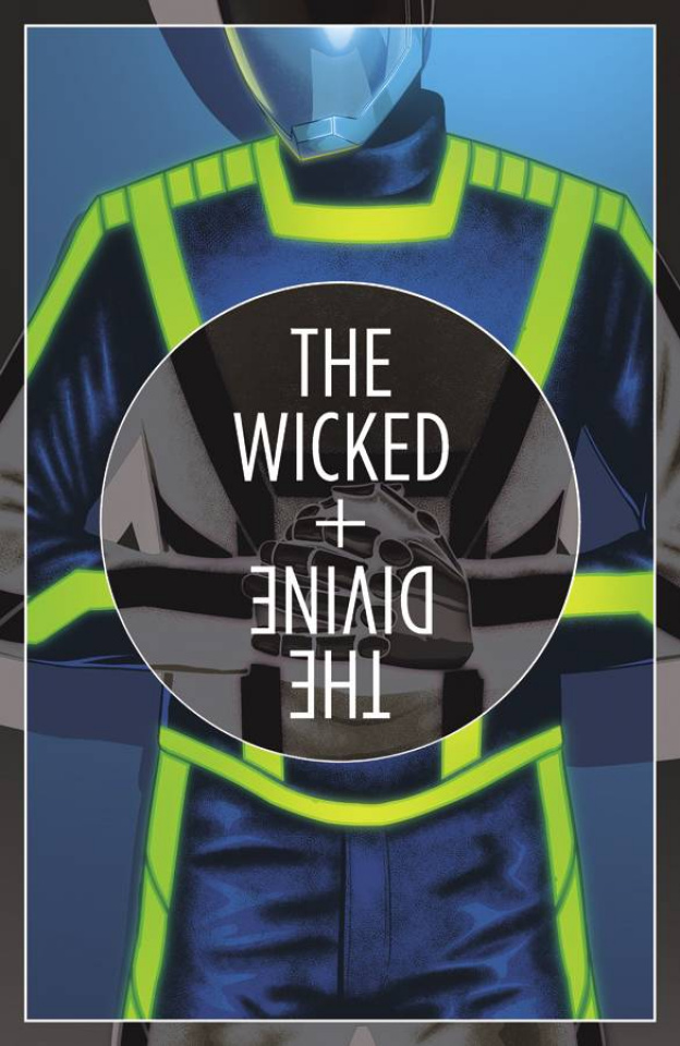 The Wicked + The Divine #14 (McKelvie & Wilson Cover)