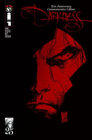 The Darkness #1 (25th Anniversary Commemorative Silvestri Red Cover)