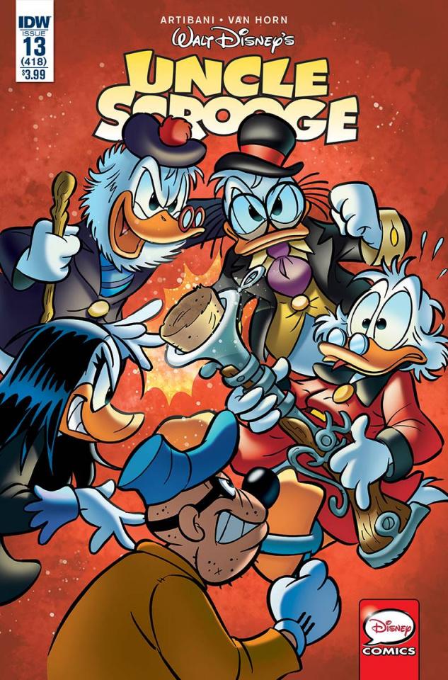 Uncle Scrooge #13