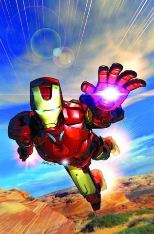 Iron Man Magazine #6