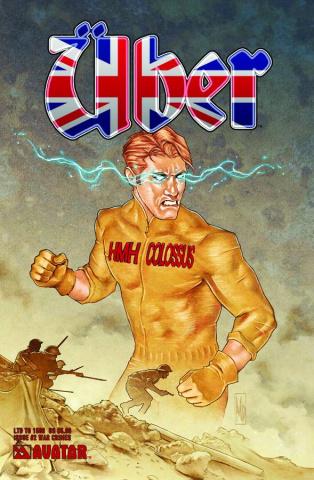 Über #2 (War Crimes Cover)