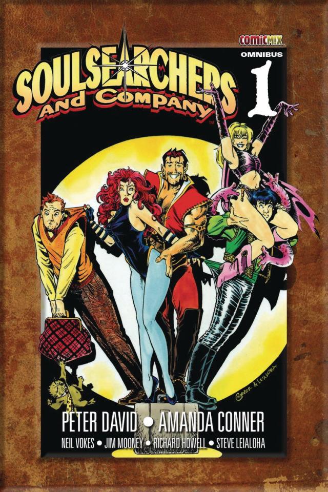 Soulsearchers and Company Vol. 1 (Omnibus)