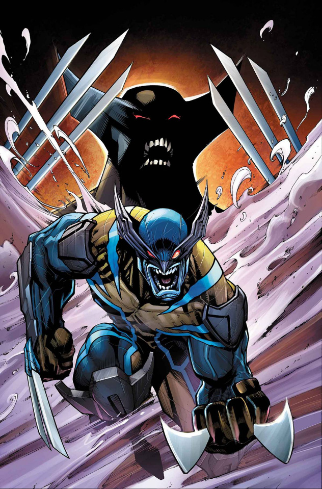 Death of Wolverine: The Logan Legacy #5