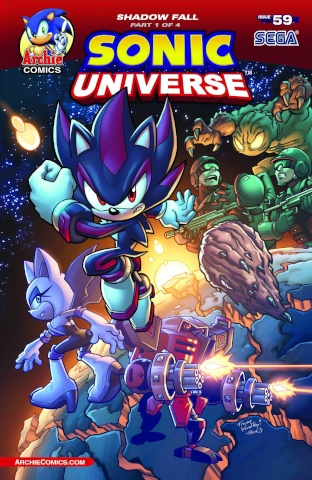 Sonic Universe #59