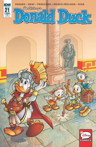 Donald Duck #21 (10 Copy Cover)