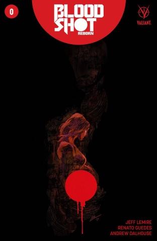 Bloodshot: Reborn #0 (Spoiler Cover)