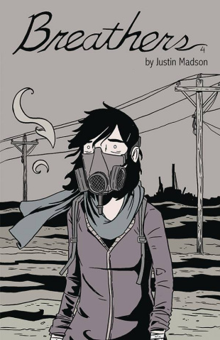 Breathers #4 (Madson Cover)