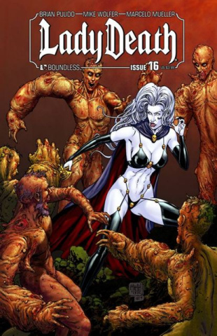 Lady Death #16