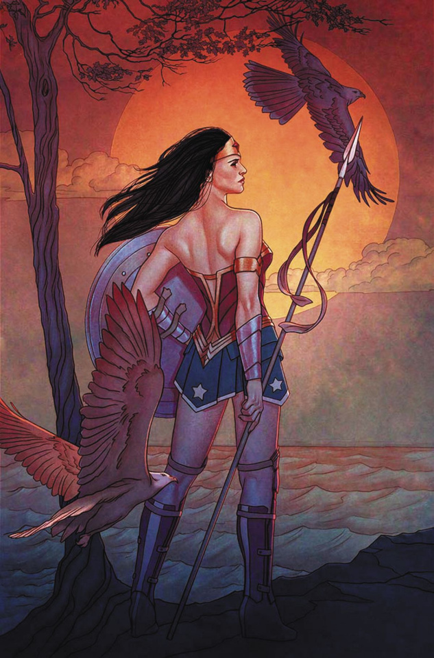 Wonder Woman #9 (Variant Cover)