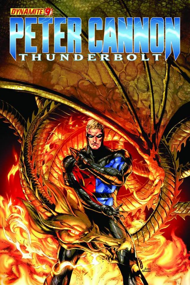 Peter Cannon: Thunderbolt #9 (Lau Cover)