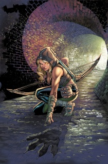 Grimm Fairy Tales: Robyn Hood - I Love NY #2 (Ortiz Cover)