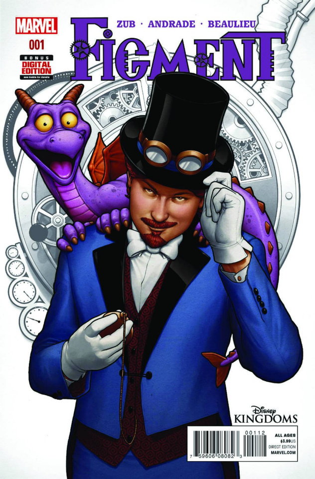 Figment #1 (2nd Printing)