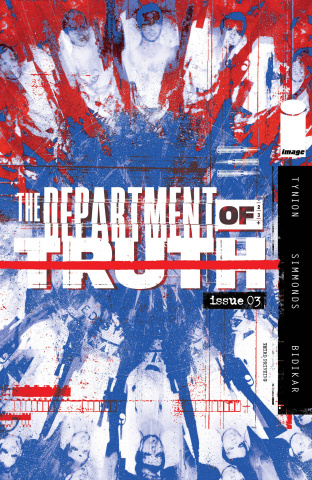 The Department of Truth #3 (3rd Printing)