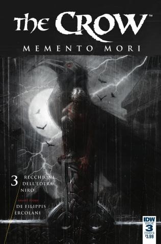 The Crow: Memento Mori #3 (Furno Cover)