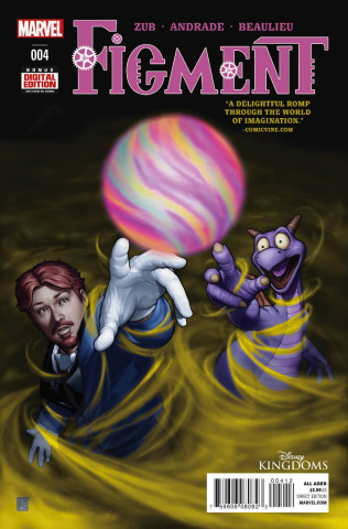 Figment #4 (2nd Printing)