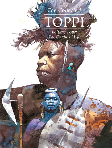 The Collected Toppi Vol. 4