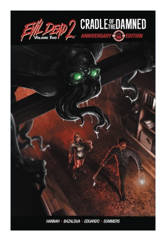 Evil Dead 2 Vol. 2: Cradle of the Damned (30th Aniversary Edition)