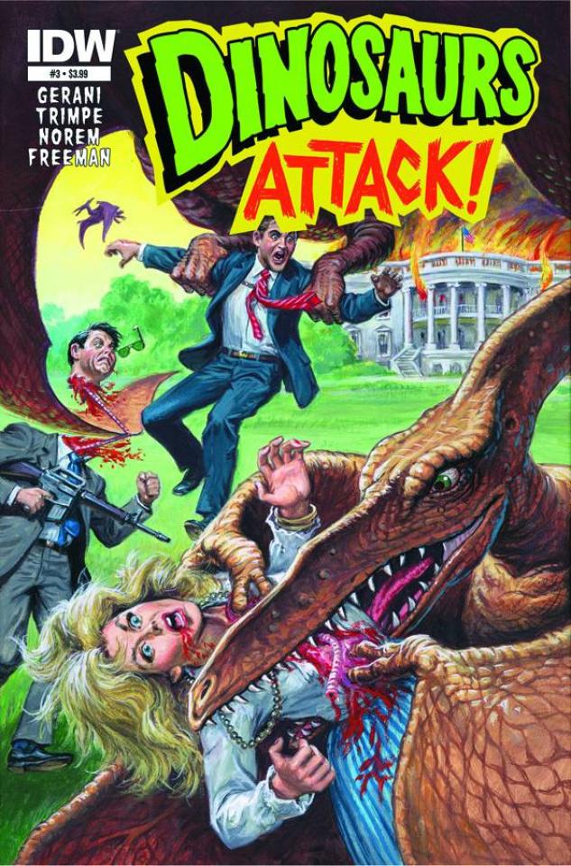 Dinosaurs Attack! #3