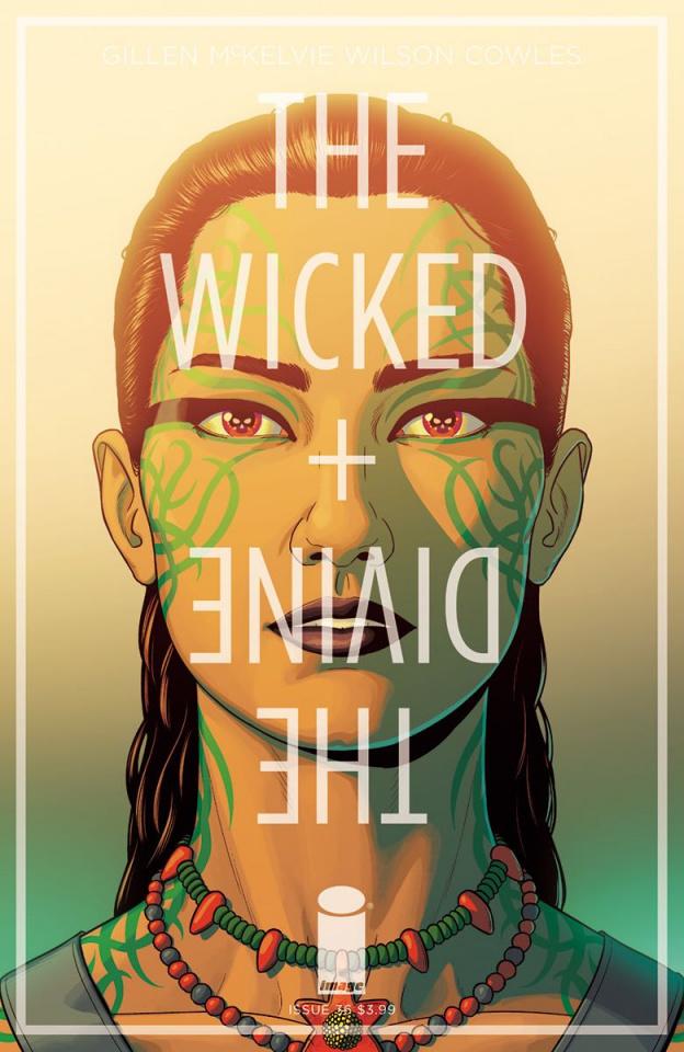 The Wicked + The Divine #36 (McKelvie & Wilson Cover)