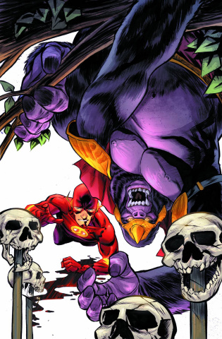The Flash #23.1: Grodd