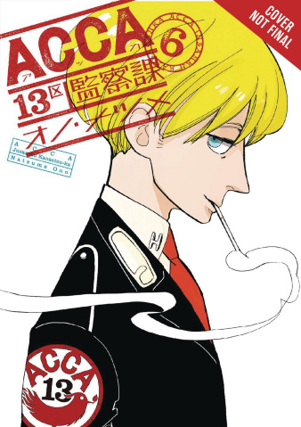 ACCA 13: Territory Inspection Dept. Vol. 6
