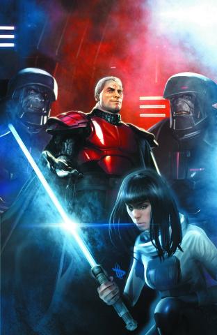 Star Wars: Legacy - Prisoner of the Floating World #2