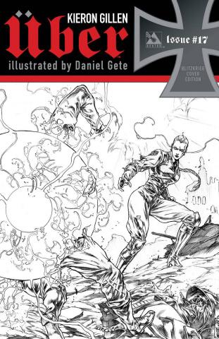 Über #17 (Blitzkrieg Cover)