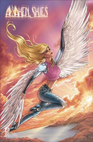 Awaken Skies #1 (McTeigue Cover)